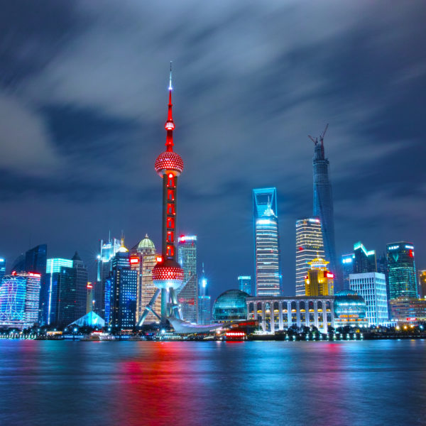 Shanghai:  Treaty Port-Megacity