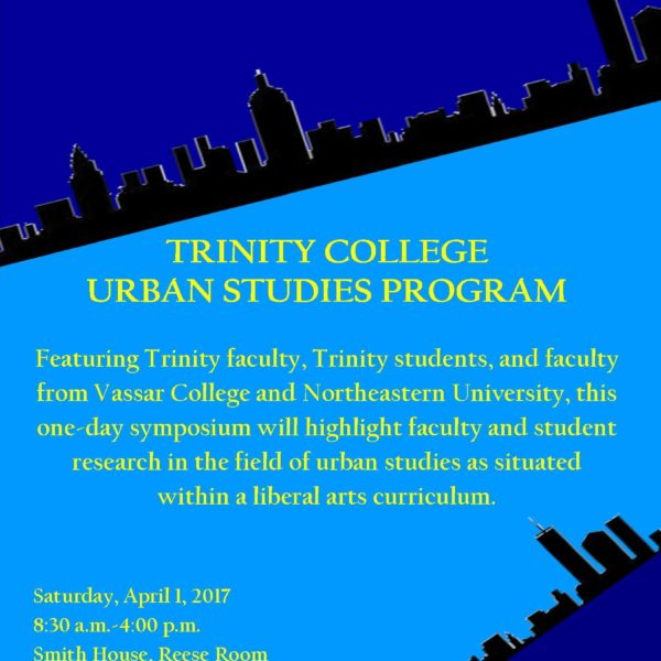 Engaging the Urban in the Liberal Arts