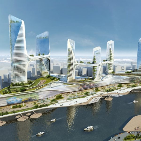 Tongzhou:Building the Future Sub-CBD of Beijing