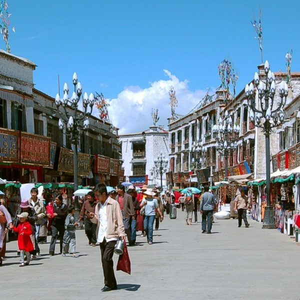 The Impact of Tourism on Restaurants in Lhasa