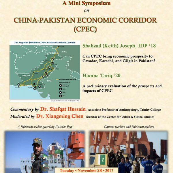 Can CPEC Bring Economic Prosperity to Gwadar, Karachi and Gilgit, Pakistan?