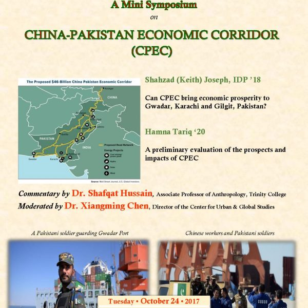 A Preliminary Evaluation of the Prospects and Impacts of CPEC