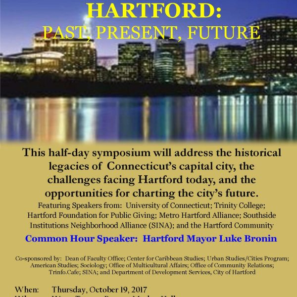 Hartford: Past, Present, Future